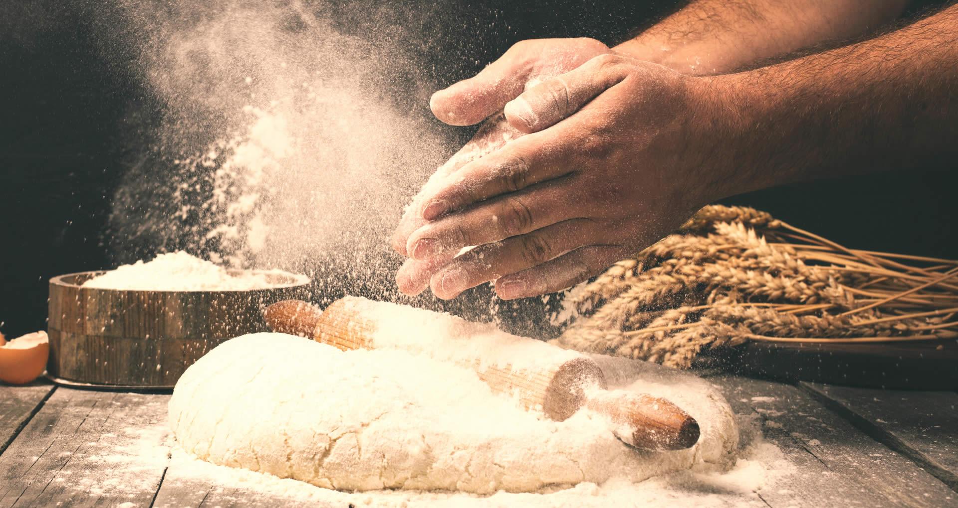 Bäckereihandwerk - Handarbeit