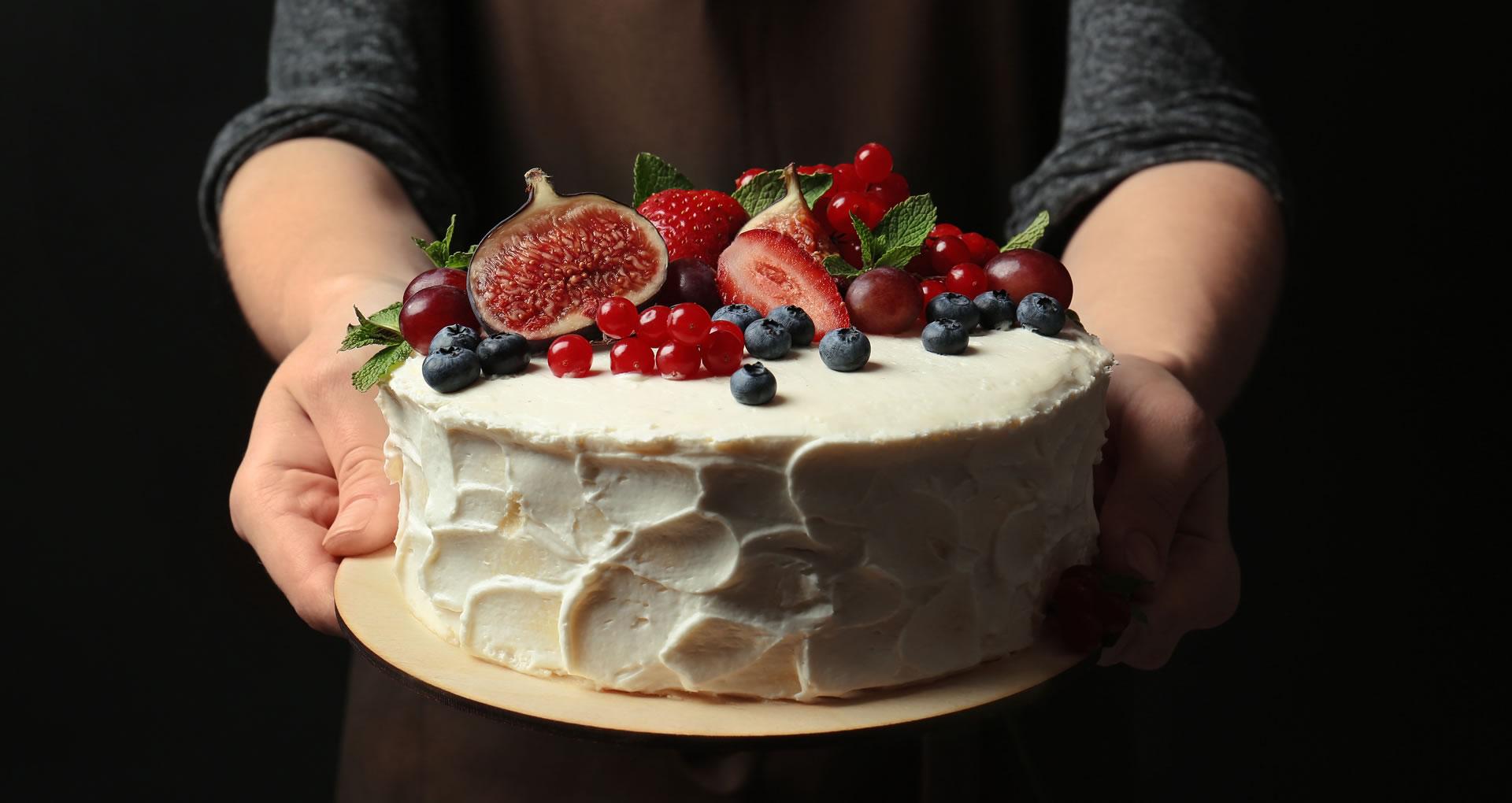 Torten - Hochzeitstorten, Torten mit Motiv